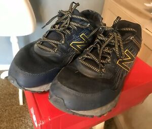 Indigo Blue Sunflower Mesh sneakers