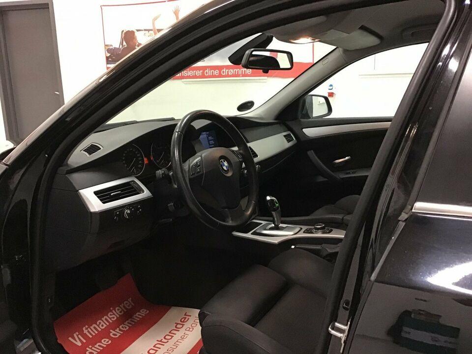 BMW 525xd 3,0 Touring Steptr. Diesel 4x4 aut. modelår 2010