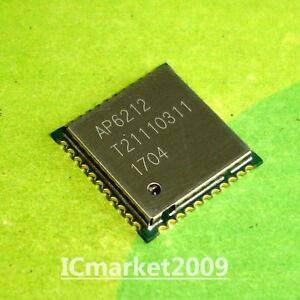 Details about 1 PCS AP6212 QFN AP 6212 WIFI module , WIFI + bluetooth CHIP  IC