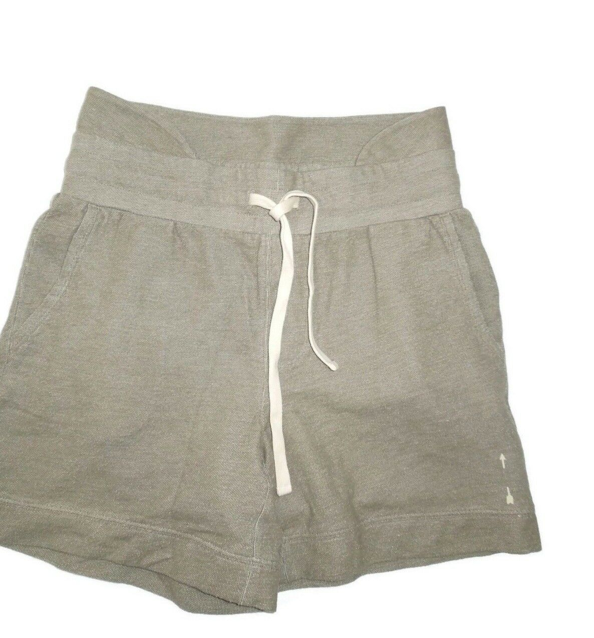 The Upside Pique garda Olive athletic lounge shorts size XXS retail