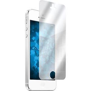 2-x-Apple-iPhone-5-5s-SE-Film-de-Protection-Miroir-Protecteurs-Ecran
