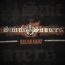SAINTS & SINNERS - BREAKAWAY Digipack CD