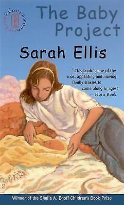 Baby Project Paperback Sarah Ellis