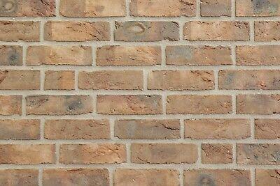 Baustoffe & Holz Handform-verblender Wdf Bh764 Braun-bunt Klinker Vormauersteine Delikatessen Von Allen Geliebt