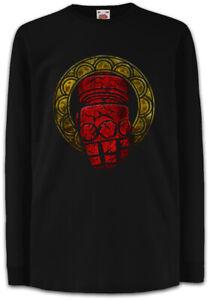 Hell-Hand-Kinder-Langarm-T-Shirt-Sign-Symbol-Logo-Boy