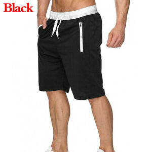 Summer Men/'s Casual Comfy Shorts Pants Baggy Gym Sport Jogger Sweat Beach Pants