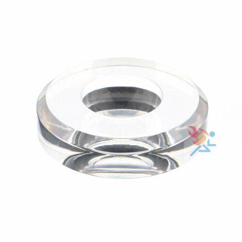 "Spheres 3/"" Round Dimple Blocks for Softballs Crystal Ceramic Round Balls"