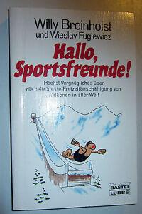 """Willy Breinholst und Wieslav Fuglewicz """"Hallo Sportsfreunde"""" - Rheine, Deutschland - Willy Breinholst und Wieslav Fuglewicz """"Hallo Sportsfreunde"""" - Rheine, Deutschland"""