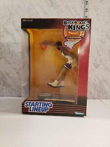 Vintage 1997 NBA STARTING LINEUP KARL MALONE UTAH JAZZ BACK BOARD KINGS