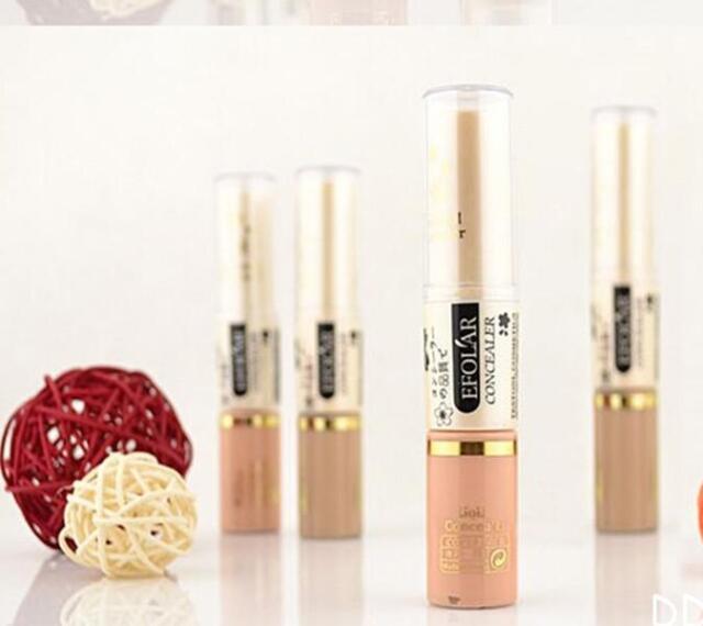 DI CA Foundation Hide Blemish Dark Circle Cream Concealer Stick Liquid Lipgloss