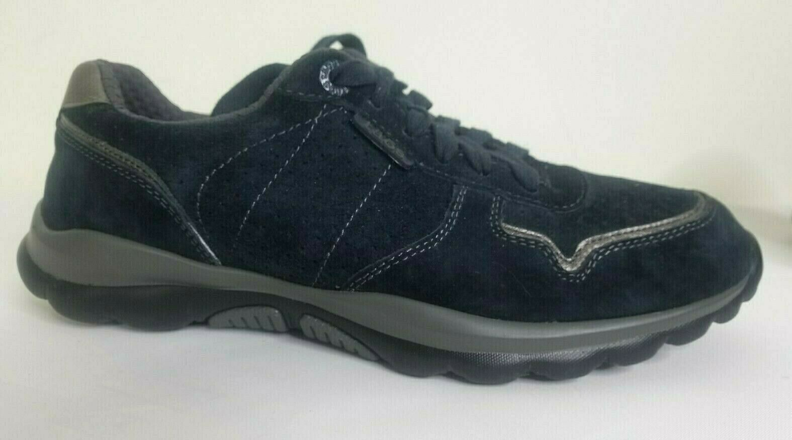 Taos Lifestyle Dark Blue Sneakers Women's 7.5 Shoes