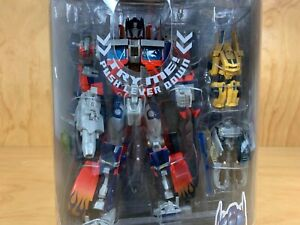 Hasbro Transformers Optimus Prime Costco Exclusive Figurine Jazz Bumblebee Nouveau 653569262848