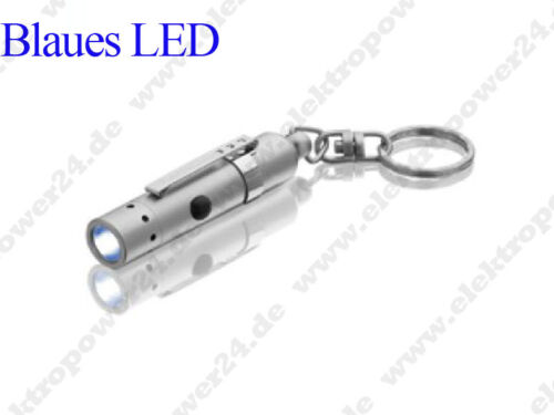 item-no. 7699 LED Lenser zweibrüder v1 power spot lampe de poche bleu lumière