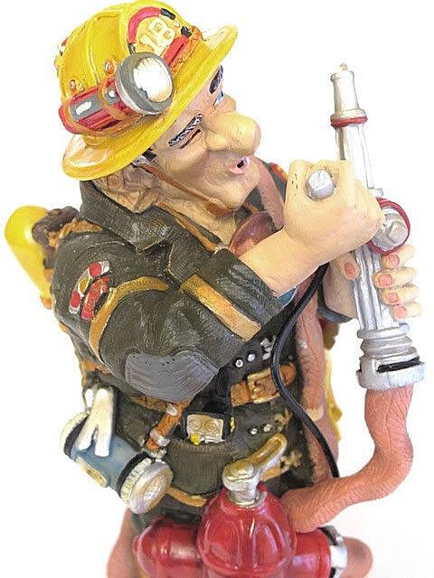 Profisti - Bombero Figura, Escultura 20613F