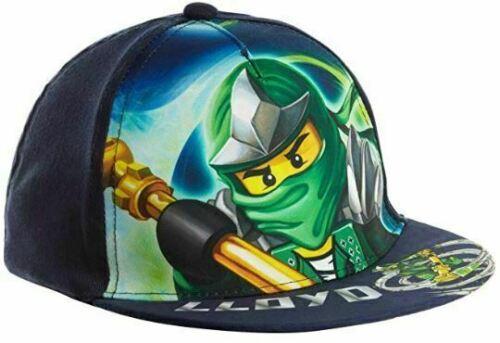 Lego Ninjago Lloyd Green Ninja Kids Flat Snapback cap