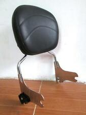 SISSY BAR BACKREST 4 HARLEY TOURING ROAD KING STREET ELECTRA GLIDE