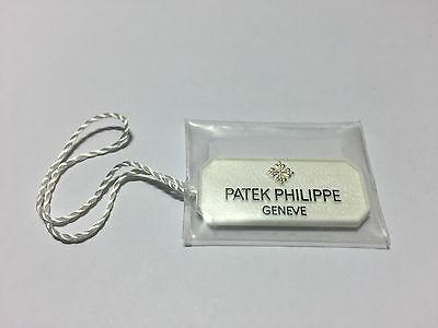 Uhren Tag Freundlich Taktzeit Label Art Patek Philippe Etikett Uhr 5035r-011 BüGeln Nicht