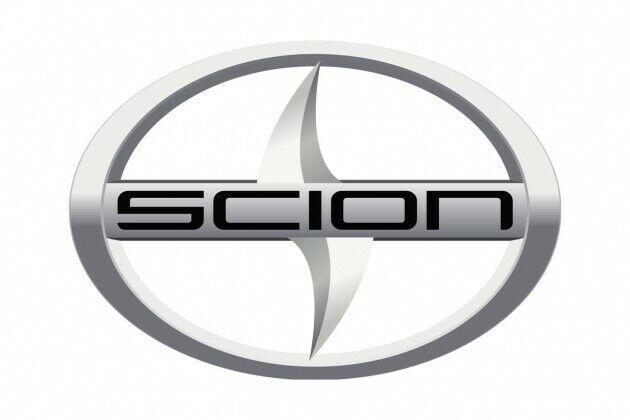 2005-2010 Scion tC Front Grille Emblem Genuine OEM 75311-21100