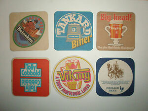 SIX ANTI DRINK DRIVE  BEERMATS FROM SIX BREWERIES ALL MATS HAVE BEER STAINS - <span itemprop='availableAtOrFrom'>Mansfield, United Kingdom</span> - SIX ANTI DRINK DRIVE  BEERMATS FROM SIX BREWERIES ALL MATS HAVE BEER STAINS - Mansfield, United Kingdom