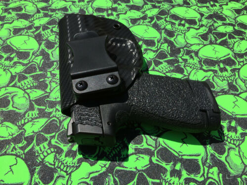 """RUGER SECURITY 9mm Kydex IWB Holster /""""IN THE WAISTBAND/"""""""