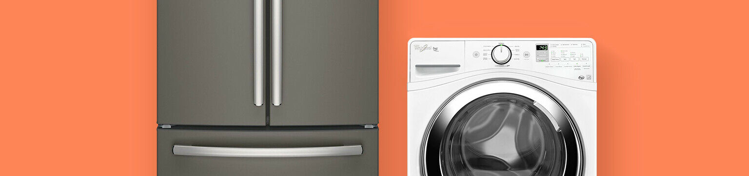 Up to 60% Off Major Appliances