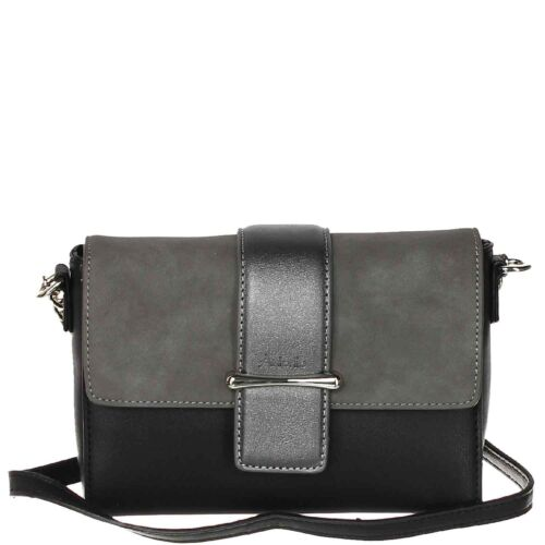 Antonio Damen Abendtasche dark grey