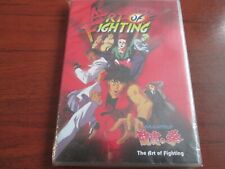 Art Of Fighting Dvd 2003 For Sale Online Ebay