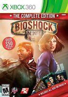BioShock Infinite -- Complete Edition (Microsoft Xbox 360, 2014) Video Games