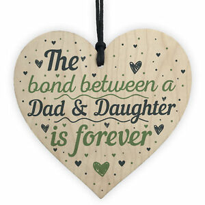 Image Is Loading Presents For Daddy From Daughter Dad Ornament