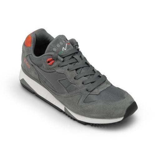 Ii Sneaker Gray Steel Uomo Orange Diadora Scarpe Modello V7000 Nyl Vermillion OPBUqxawY