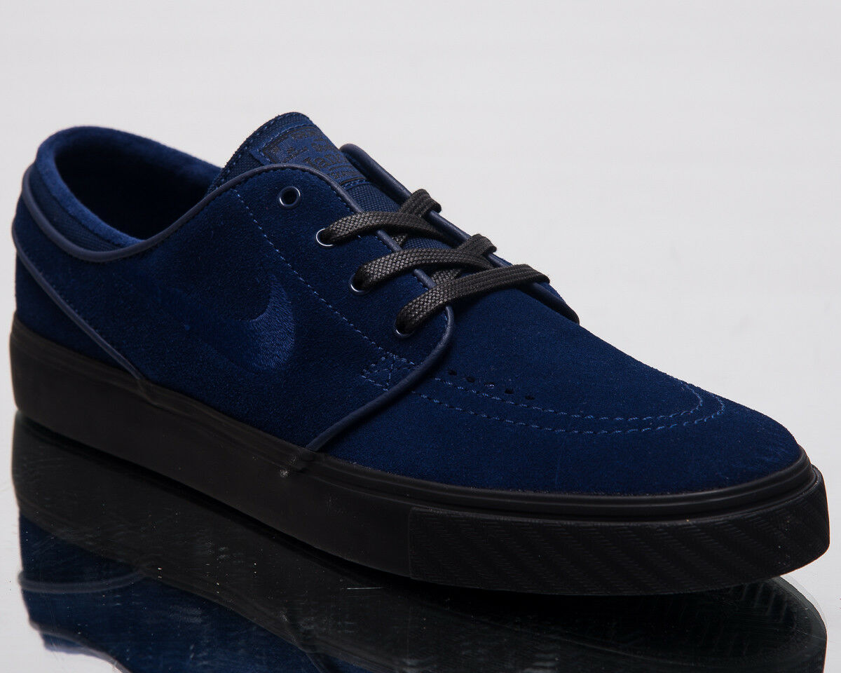 Nike SB Stefan Janoski Shoes Blue Void Blue Void Black