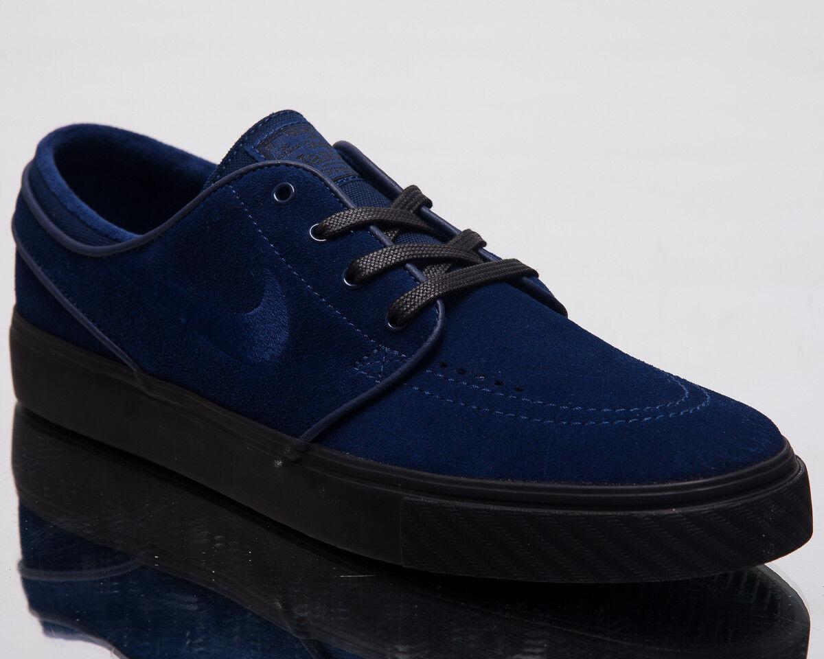 hot sales 0d500 f8137 Nike SB Zoom Stefan Janoski Men Lifestyle Lifestyle Lifestyle Shoes Blue  Void Black 333824-421