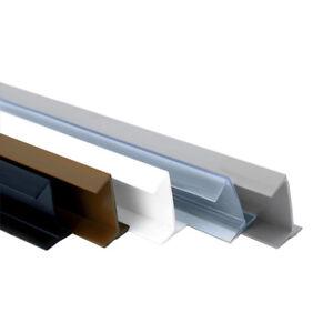 18mm 1 5m joint de plinthes de cuisine pvc strip pour aglo. Black Bedroom Furniture Sets. Home Design Ideas