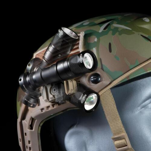 THYRM VariArc Helmet Flashlight Mount Adjustable Tactical Headwear Light