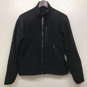 Marmot-Women-s-Windstoper-Wool-Fleece-Zip-Up-Jacket-Black-Size-Medium