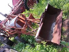 Hydraulic Dump Material Bucket Loader Foer Ford 600 700 800 Naa Jubilee Tractor