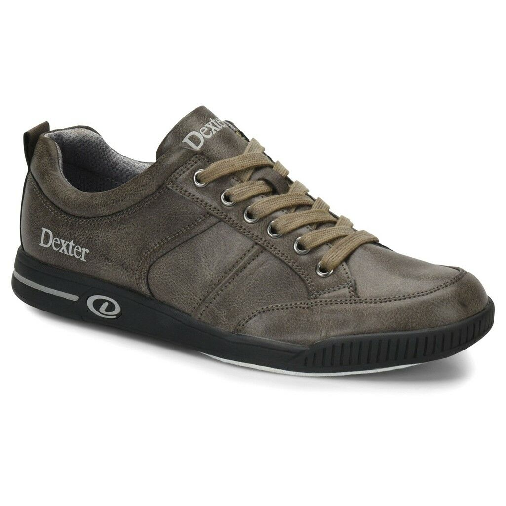Dexter Dave Grey Mens Bowling shoes