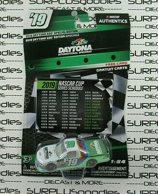New Release NASCAR 2019 Authentics DAYTONA 500 TRUCK Special Edition CARD!