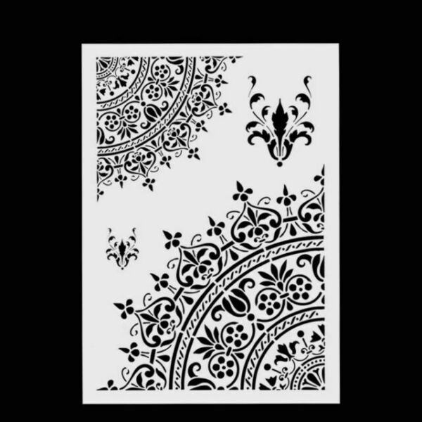 key layering stencils for walls painting scrapbooking stamping stamp album`decor