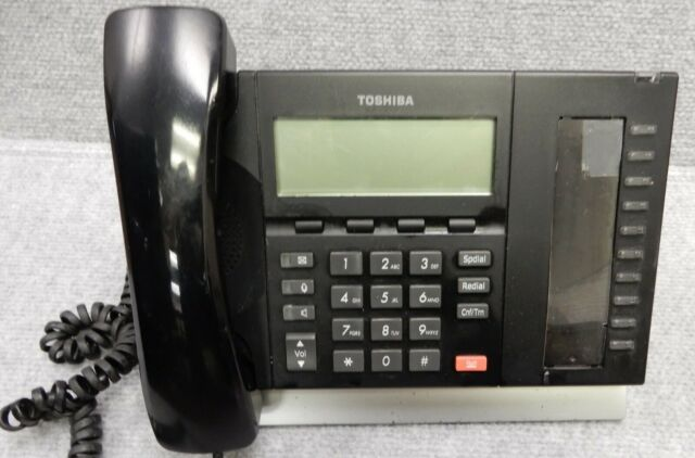 Toshiba DP5022-SDM 10-Button Digital Speaker Phone w//Display *Multiple Available