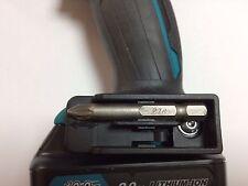 Makita BIT HOLDER Drills Impact Driver 18V DK18015X2 DK18015x1 HP457D TD127D B&Q