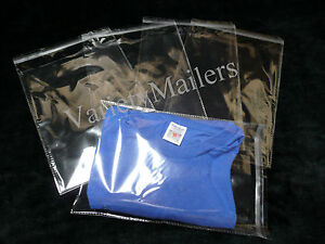 2000 Pack 10x13 1.5 Clear Self Seal Plastic Bag Cello OPP Secure Seal