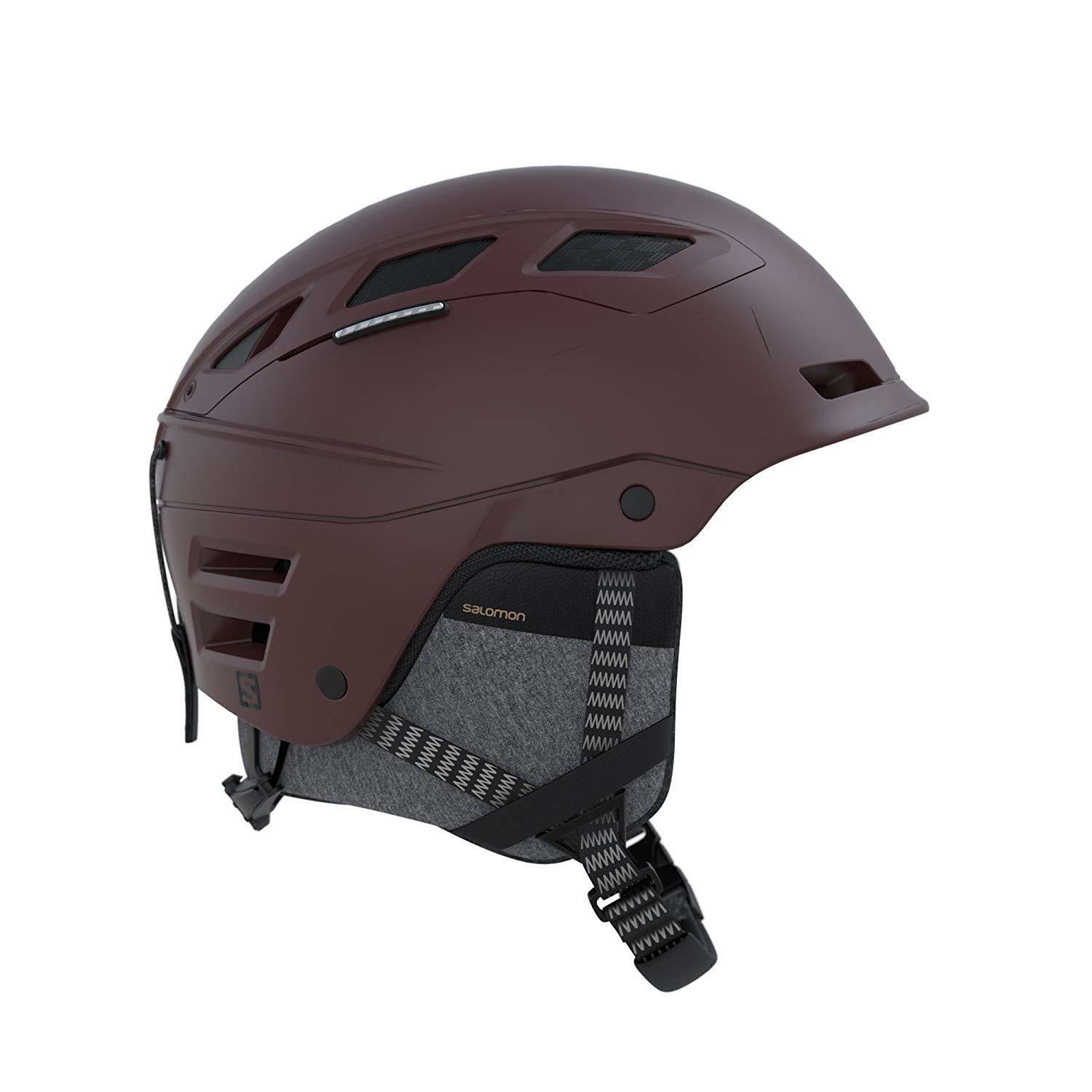 Salomon QST Charge Helmet - Pomegranate - Large