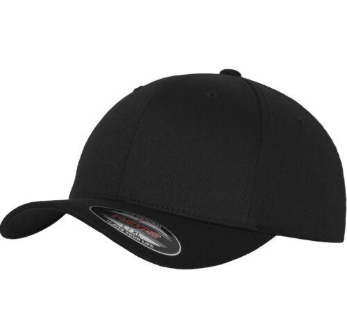 FLEXFIT® Original Basecap Baseball Cap Kappe Wooly Combed Cappy