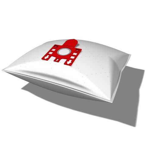 20 sacs pour aspirateur msp4 Convient pour Miele S 5360 Cat /& Dog