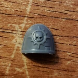 Warhammer-40k-Space-Marine-Deathwatch-Veteran-Bits-Shoulder-Pad-Nova-Marines