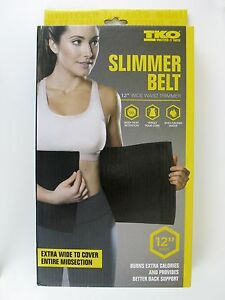 Details about TKO - Slimmer Belt - For Women - 12