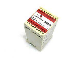 Mattle Hinwil SEMU 22TN Sicherheitsrelais zu Mikron Fräsmaschine