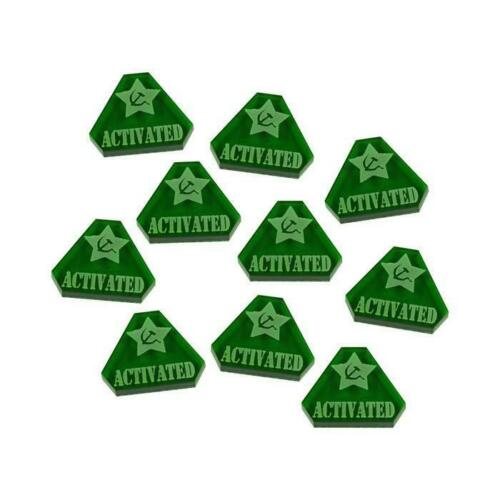 Litko WWII Tokens  Russian Activated Tokens New