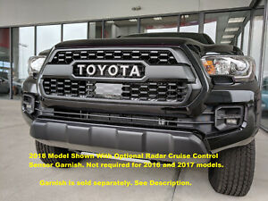 Image Is Loading Genuine Oem New Toyota Tacoma 2016 2019 Trd